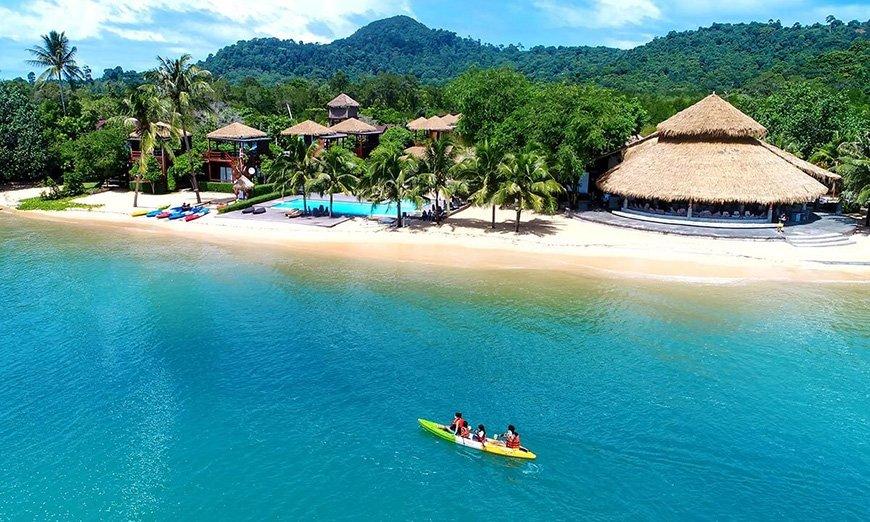 ระนอง เกาะพยามมัลดีฟแห่งประเทศไทย