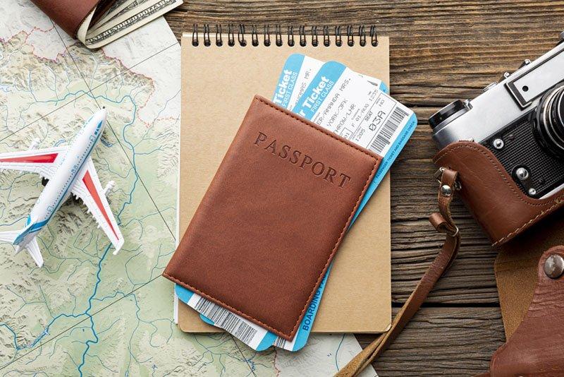 ยื่นวีซ่าท่องเที่ยว และการพาสปอร์ต ต้องเตรียมอะไรบ้าง